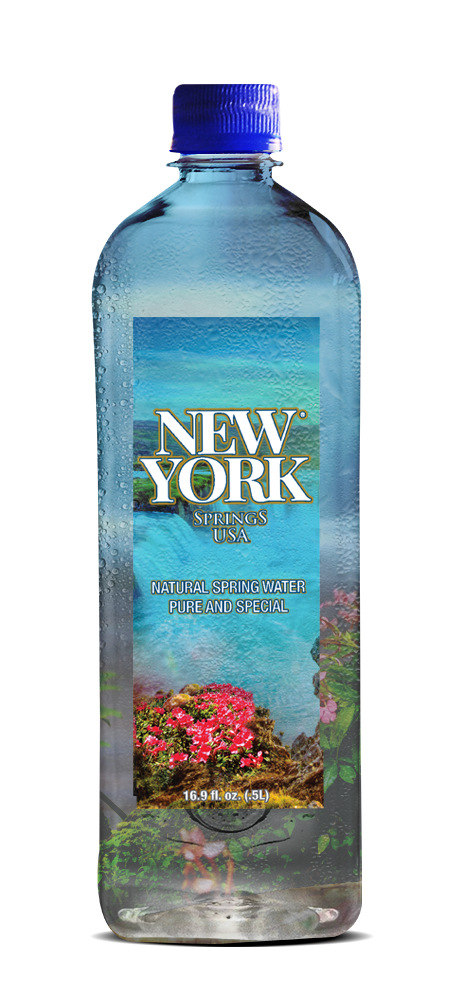 Natural Spring Water - New York Spring Water
